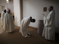 Daily life of cistercian monks