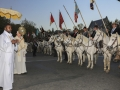 Pilgrimage of horse breeders in Lourdes